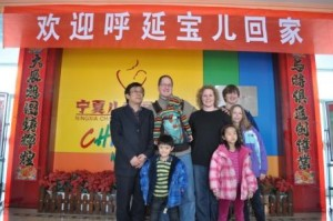20110303 with Director of Yinchuan CWI